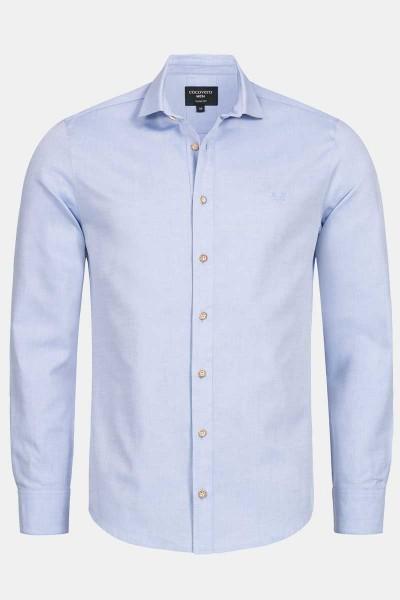 Trachtenhemd Henry Kentucky Blue