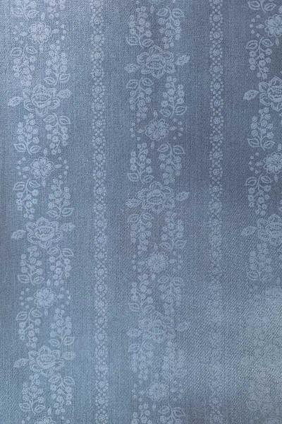Baumwoll-Stoff Dark Blue