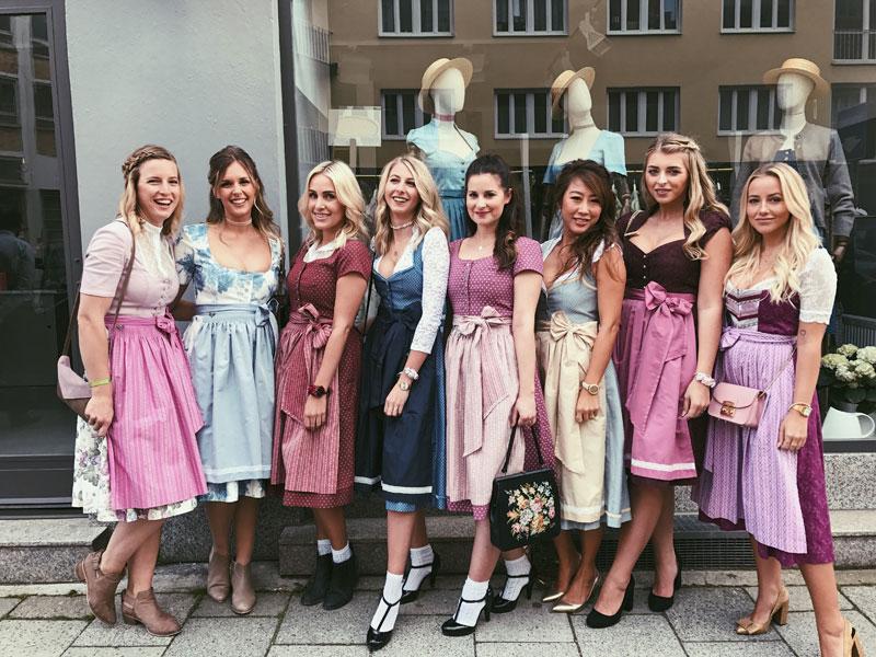 Frühlingsfest Resümee | CocoVero Trachten München