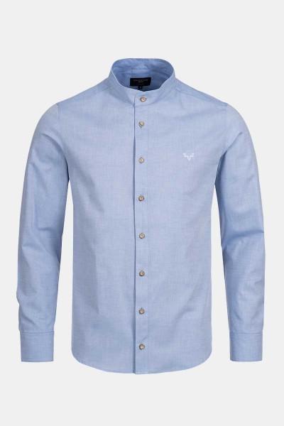 Trachtenhemd Finley Kentucky Blue