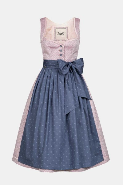 Dirndl Josephine Dusty Blue