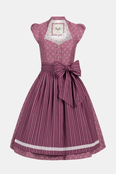 Dirndl Blum Very Grape