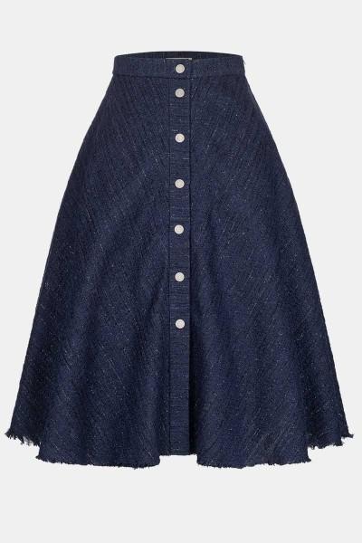 Rock Karlie Navy Tweed
