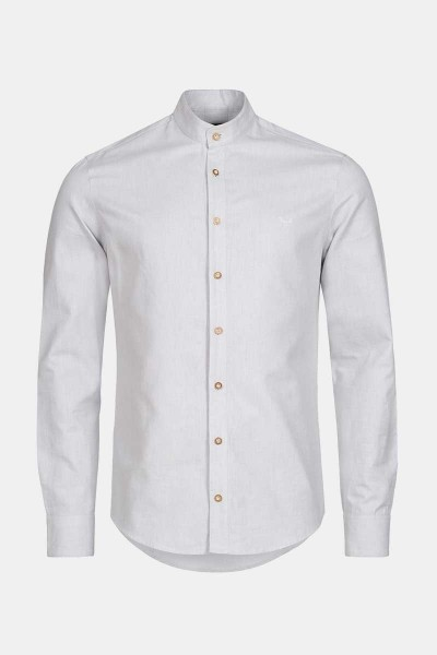 Trachtenhemd Finley Griffin Grey