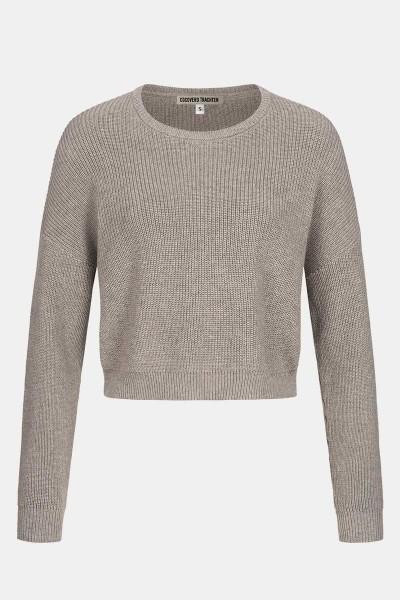 Pullover Cecilia Silver Grey
