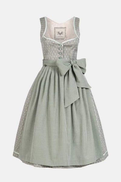 Dirndl Josephine Tea Green
