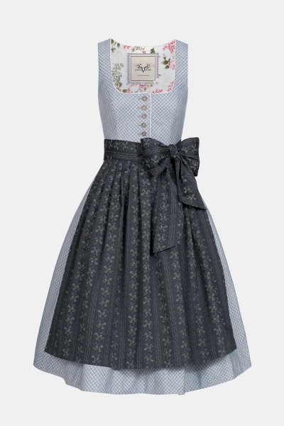 Dirndl Rosi Faded Blue
