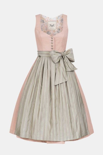 Dirndl Janni Toffee Rose