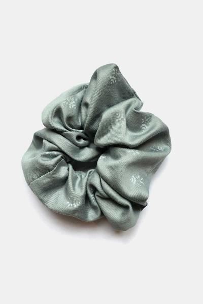 Scrunchie Pale Jade