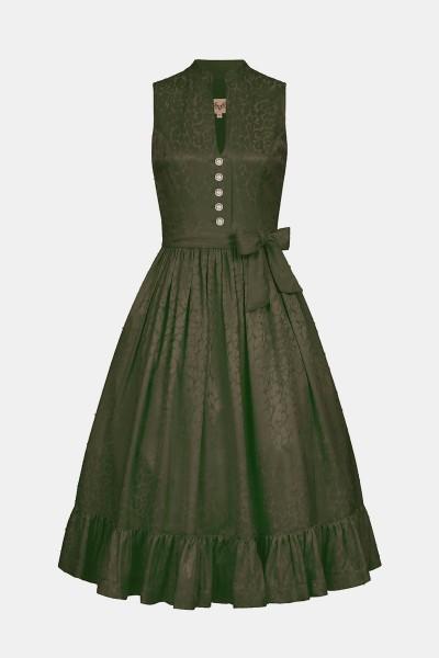 Kleid Annabell Olive Jungle