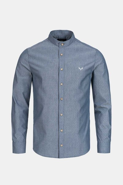 Trachtenhemd Finley Maison Blue