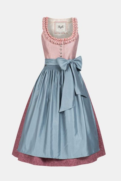 Exklusives Dirndl Nele Taffy Rose