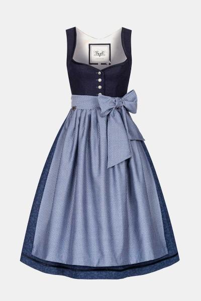 Dirndl Josephine Classic Blue