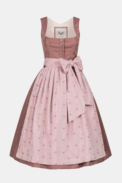 Dirndl Hedi Flower Berry