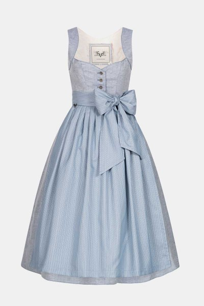Dirndl Josi Starlight Blue