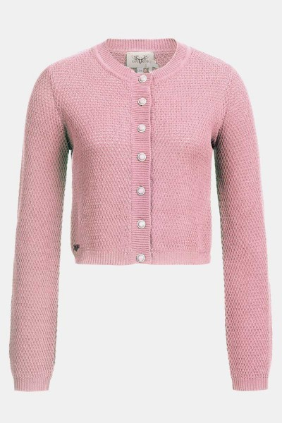Strickjacke Minzi Rose