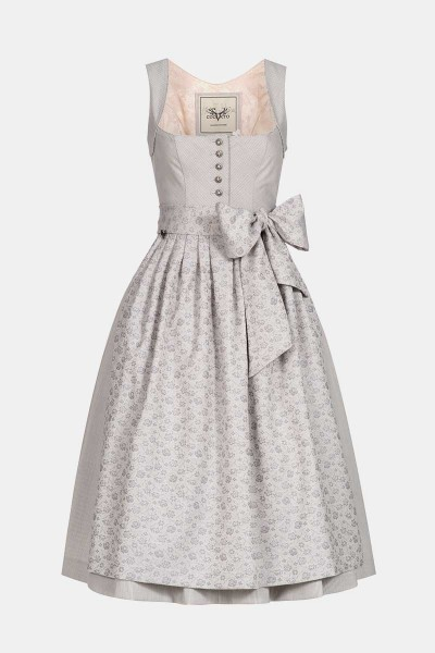 Dirndl Hedi Royal Grey