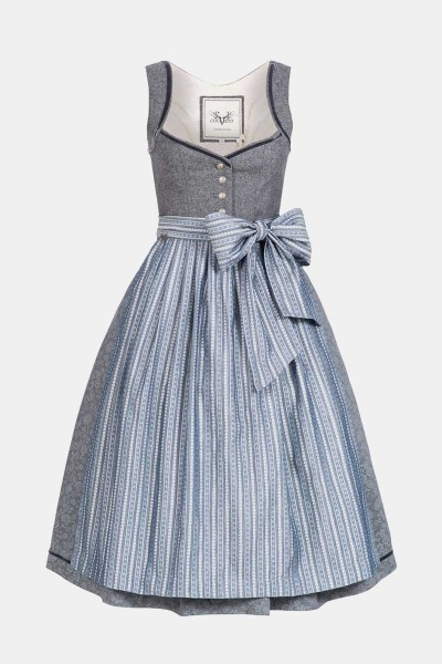 Dirndl Josephine Shadow Grey
