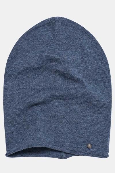 Strickmütze Blau