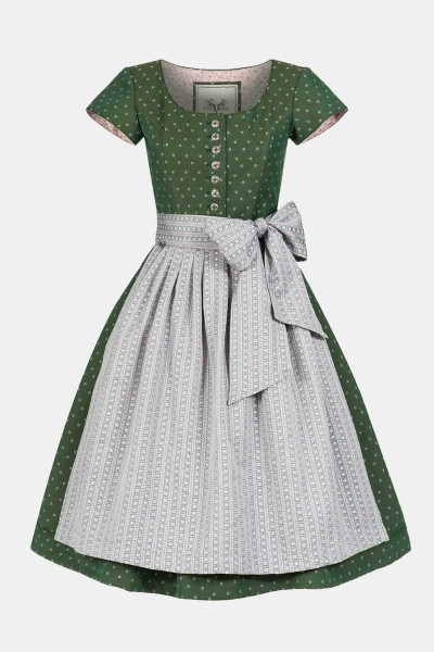 Dirndl Madleine Evergreen