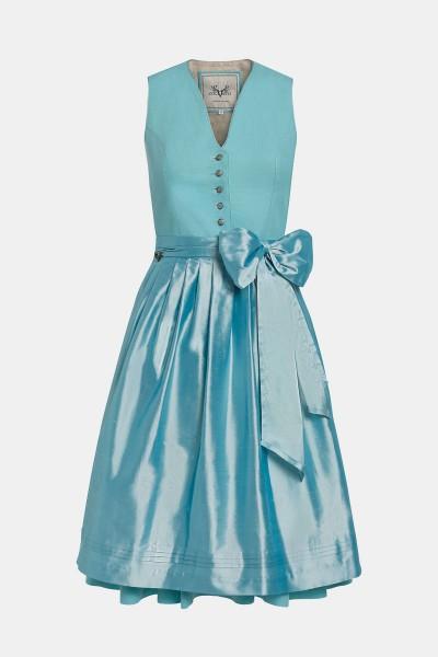 cocovero designer retro dirndl fanny türkisgrün farbe