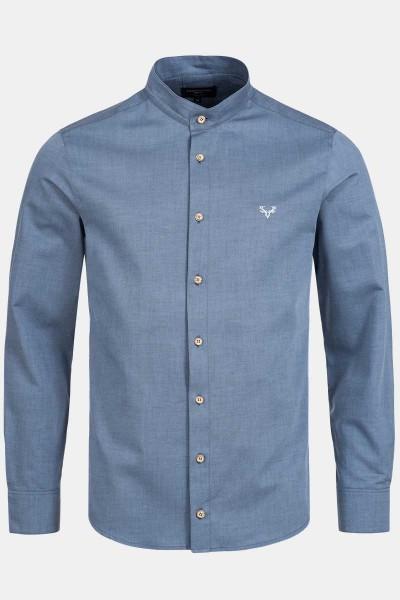 CocoVero-Trachtenhemd-Finley Patriot Blue