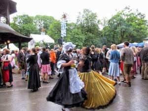 kocherball münchen tanzen