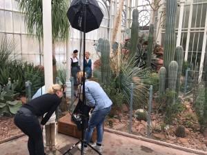 Making of Fotoshooting