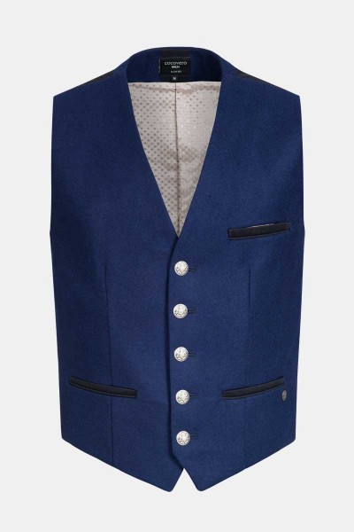 CocoVero-MEN-Trachtenweste-Logan-midnight-blue